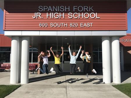 Spanish Fork Junior High School |